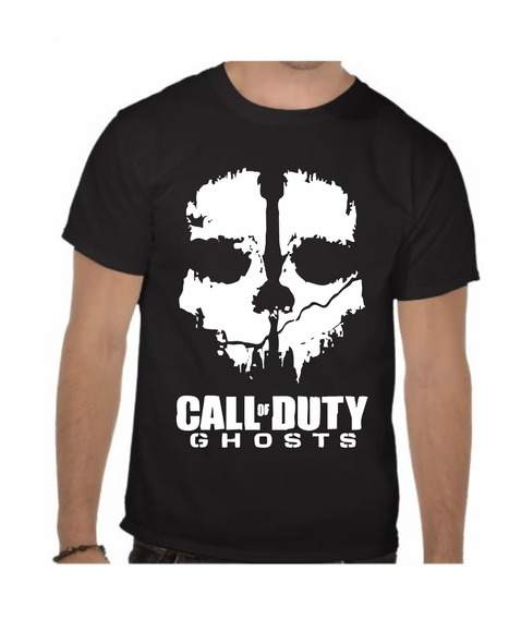 Camiseta Personalizada Call Of Dutty.