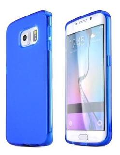 Funda Tpu Silicona Samsung Galaxy S6 - Factura A / B
