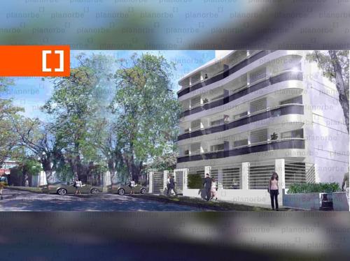 Venta De Apartamento Obra Construcción 1 Dormitorio En Buceo, Front Park Unidad 105