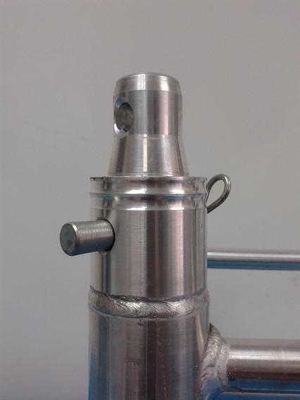 Truss Aluminio Estructura 2m Compatible Global Truss F34