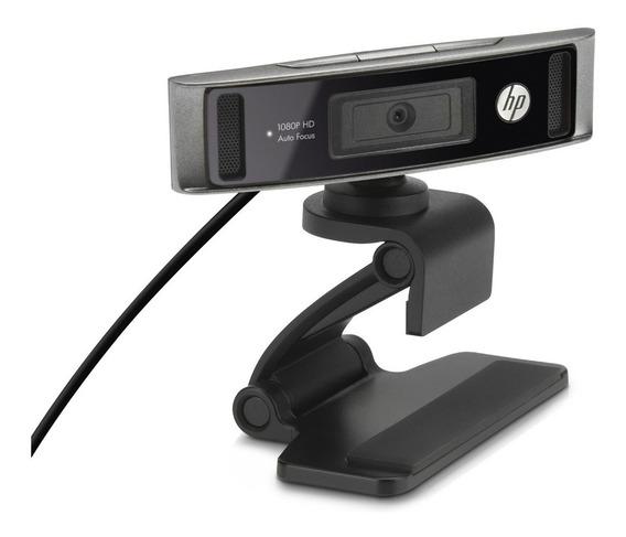 Webcam Hp Hd 4310 Full Hd 1080p 13 Megapixels