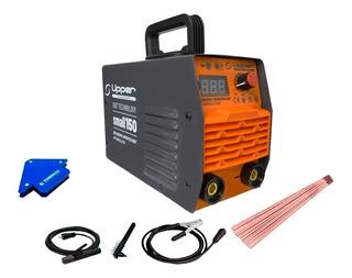 Soldadora Inverter 120 Amp Upper Digital +soporte +electrodo