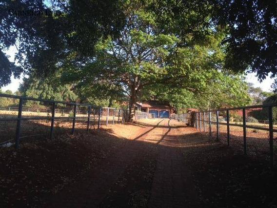 Terreno À Venda, 11005 M² Por R$ 13.200.000,00 - Jardim Ferreira Dias - Jaú/sp - Te0208