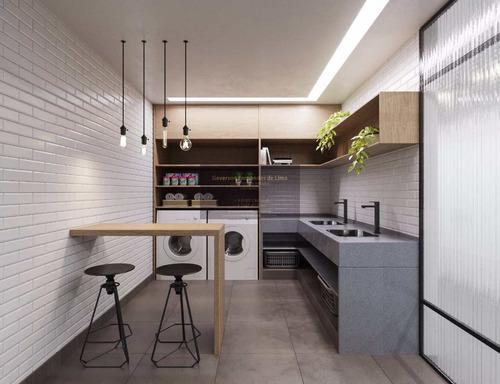 Imagem 1 de 12 de Apartamento Com 1 Dorm, Vila Nova Conceição, São Paulo - R$ 990 Mil, Cod: 216 - V216