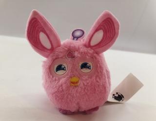 Mini Furby De Peluche Mide 7 Cms De Alto.