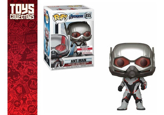Funko Pop - Ant-man 455 Avengers Endgame Entertainment Earth