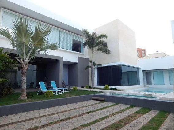 Espectacular Casa En Venta En La Creole