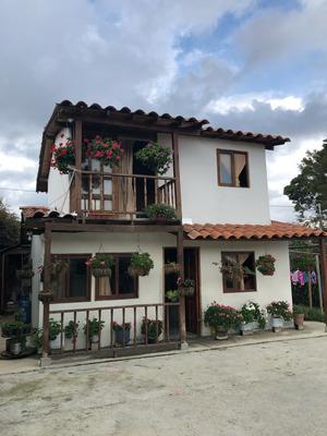 Casa Finca Pre Fabricada Santa Elena Vereda El Llano 260mt2