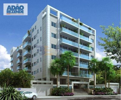 Apartamento Residencial À Venda, Tijuca, Teresópolis. - Ap0823