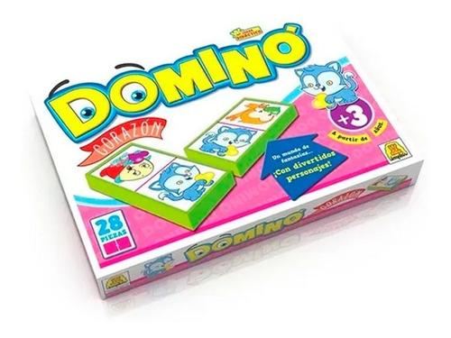 Domino Corazoncitos 081 E.full