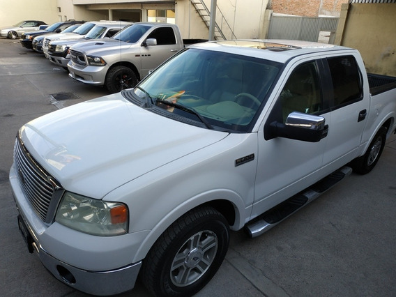 Ford Lobo 5.4 Lariat Cabina Doble 4x2 Mt 2008