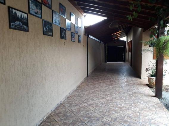 Casa Com 3 Dormitórios À Venda, 161 M² Por R$ 400.000,00 - Jardim Nova Suíça - Limeira/sp - Ca0187