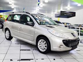 Peugeot 207 2011 Sw Xs Flex Aut. 5p