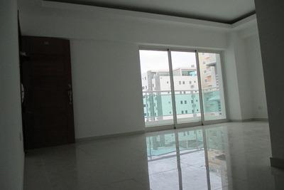 Apartamento En Evaristo Morales 158 Mts2 Neto 3h 3.5b 2p Gym