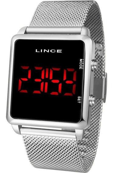 Relógio Lince Digital Mdm4596l Pxsx Barato Original Garantia