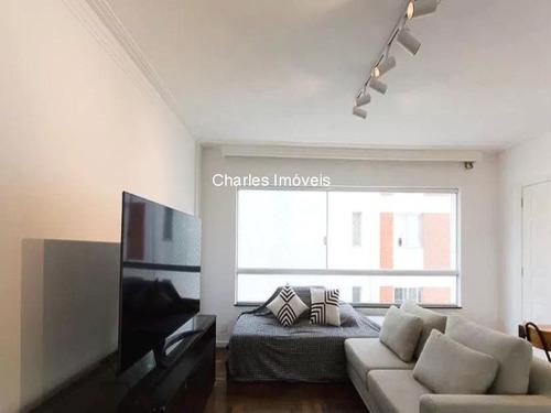 Apartamento À Venda No Higienópolis, 109m², 3 Dormitórios, 1 Suíte, 1 Vaga De Garagem - Ap00853 - 69399325