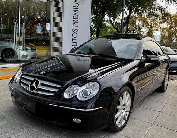 Gd Motors Mercedes Benz Clk 350 Elegance At Coupé