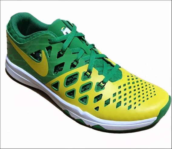 Tênis Nike Train Speed 4 Amp Oregon Ducks Verde 42
