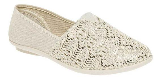 Zapato Tovaco 2604 Mujer Talla 22-27 Color Beige Pk-oi19