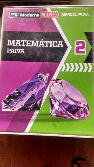 Livro Matemática Paiva 2°ano
