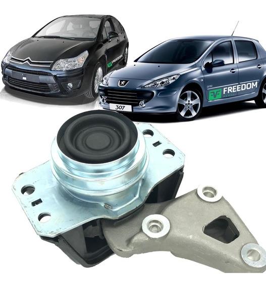 Calço Coxim Motor Direito Hidraulico Peugeot 307 C4 2.0 16v