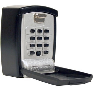 Caja De Seguridad Para Llaves, Con Teclado. Envio Gratis