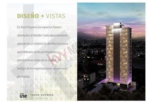 Departamento En Venta En Puebla, 1501, Torre Kupress, Zavaleta Puebla