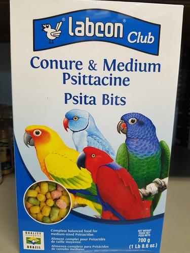 Psita Bits - Alcon - Alimento Balanceado Para Loros