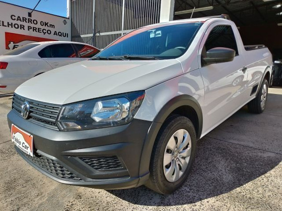 Volkswagen Saveiro 1.6 G6 Robust Flex