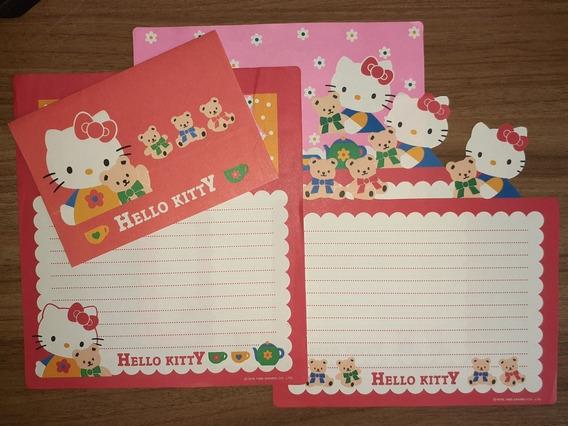 Papel De Carta Hello Kitty