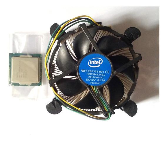 Processador Intel Pentium G3250 / Com Cooler Miolo Cobre