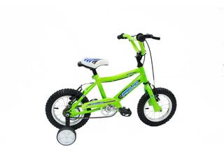 Bicicleta Paelmo Cross Rodado 12 Nene