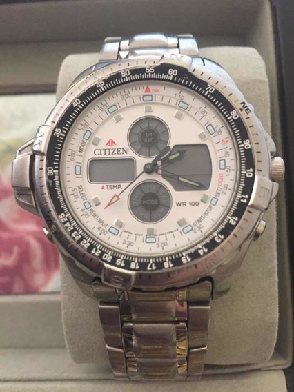 Relógio Citizen - Js1040-51a- Promaster - Combotemp