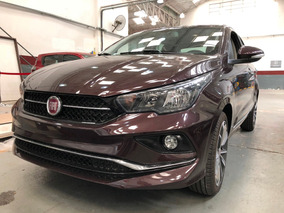 Fiat Cronos Precision 1.8 Mt Rojo Marsalla 0km 2018