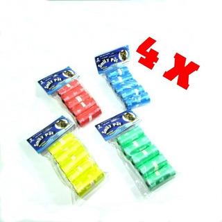 4 Paquetes X 5 Repuesto Rollos Bolsas Para Recoger Popó