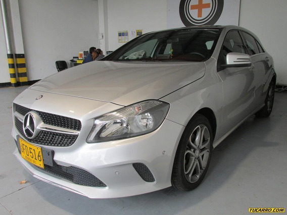 Mercedes Benz Clase A Sedan