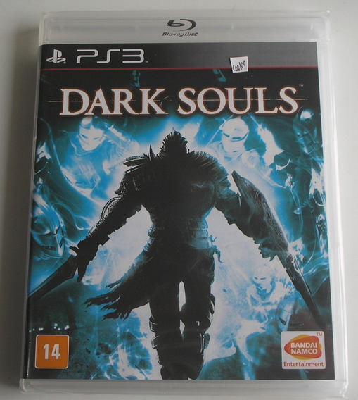 Dark Souls Ps3 Novo Original Lacrado