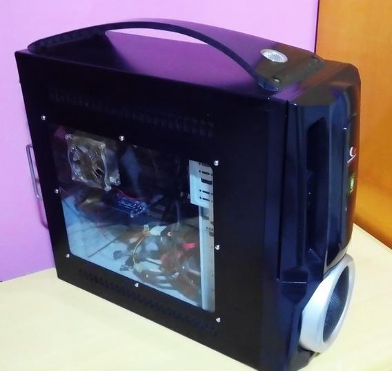 Computador Core2 Duo - 4gb - Placa De Video 1gb - Hd 160gb