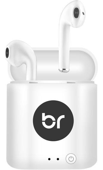 Fone Bluetooth Whitesound De Ouvido Bright Intra Auricular