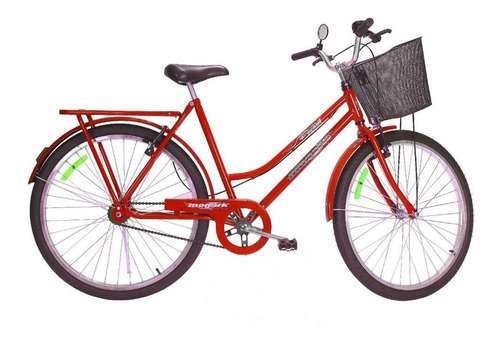 Bicicleta Monark Aro 26 Tropical Vb Lazer