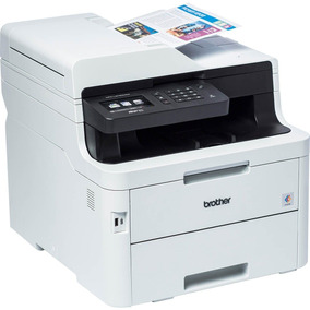 Impressora Multifuncional Brother 3750 Color Mfc-l3750cdw