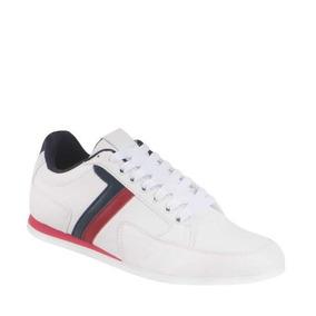 Tenis Casual Blanco Plantilla Confort Mirage 1262 Urb 821775