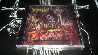 Incineration - Spreading The Fire Of Chaos - Cd