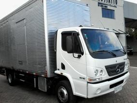 Mercedes-benz Accelo 1016 Lindo Rossatto Caminhões