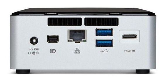 Mini Pc Kit Intel Nuc I3 5010u 8gb Ssd 240gb
