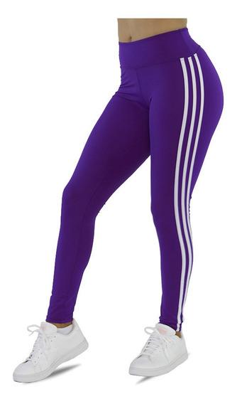 Ropa Deportiva Mujer Legging Colombianos Licra Mallas -60 /l