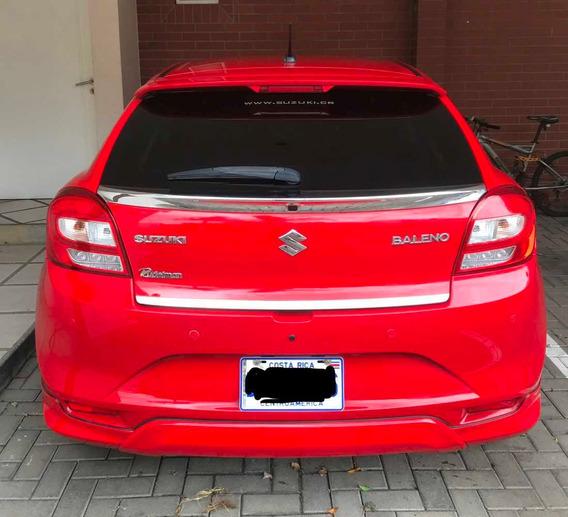 Suzuki Baleno Glx 2017 Full Extras