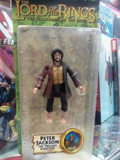 Lord Of The Rings Peter Jackson Hobbit Toy Biz Nuevo 2004