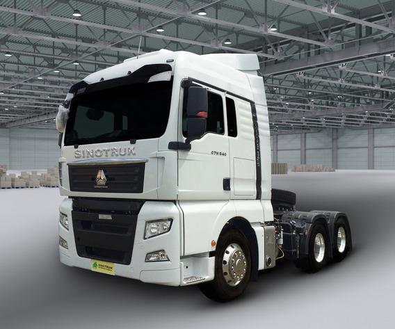 Tracto Camión Sinotruk Modelo Sitrak C7h Diésel Enganche