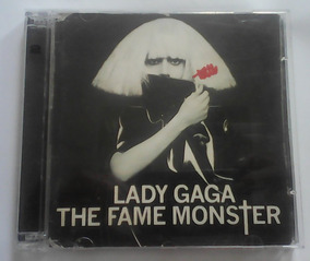 Cd Duplo Lady Gaga The Fame Monster